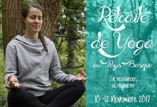 Retraite de Yoga au Pays Basque