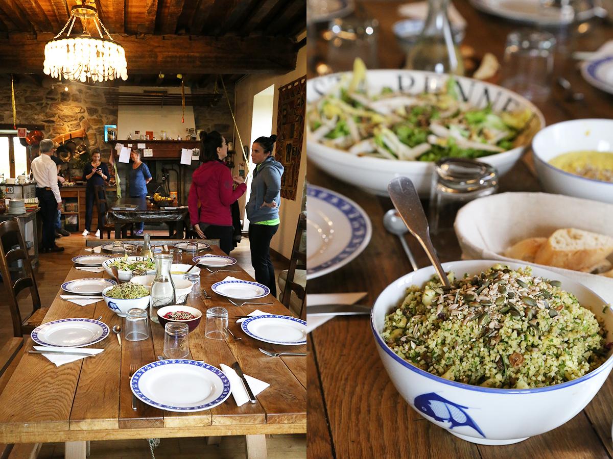 Lunch at Santa Maria