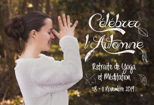 Retraite de Yoga et Méditation – Célébrer l'Automne