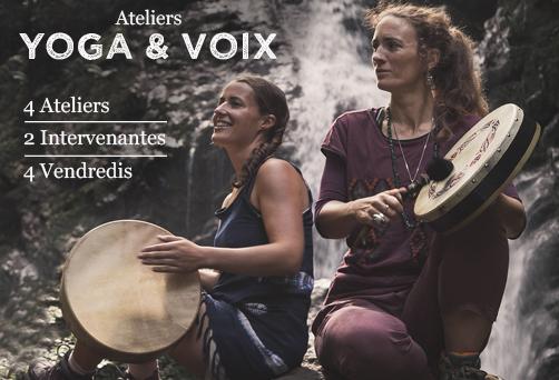 Yoga & Voix