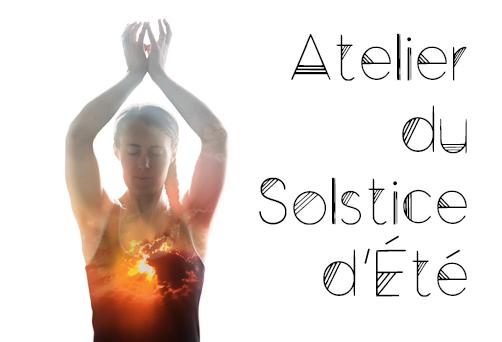 Atelier de Yoga et Méditation pour le Solstice d'Été et la Nouvelle Lune