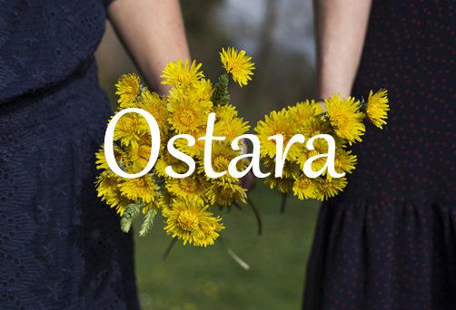 Atelier pour Ostara – l'Equinoxe de Printemps