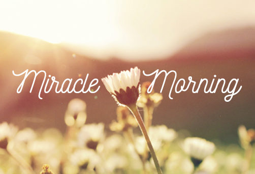 Atelier Miracle Morning