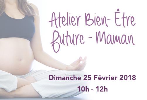 Atelier Bien-être Futures Mamans