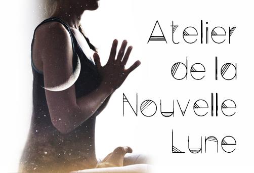 Atelier de Yoga et Méditation pour la Nouvelle Lune