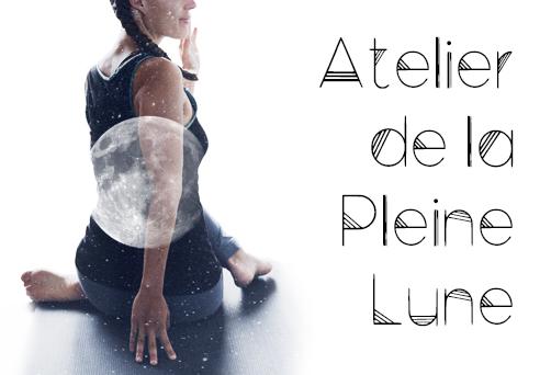 Atelier de Yoga et Méditation pour la Pleine Lune