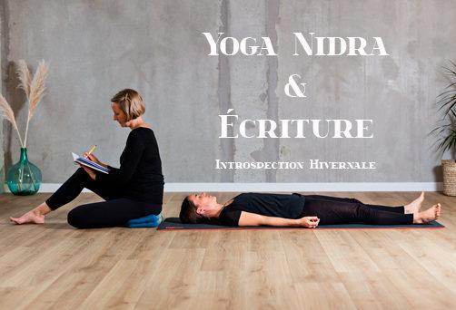 Atelier Yoga Nidra & Écriture – Introspection Hivernale